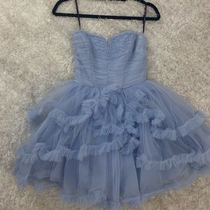 Tulle Betsey Johnson Party Dress